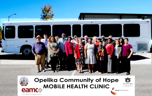 Mobile Clinic Launch